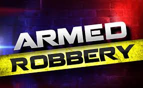armed robberies